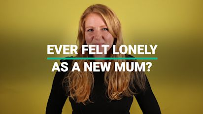 I Never Expected To Feel Loneliness As A New Mum