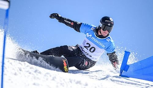 Snowboard: Baumeister siegt in Winterberg