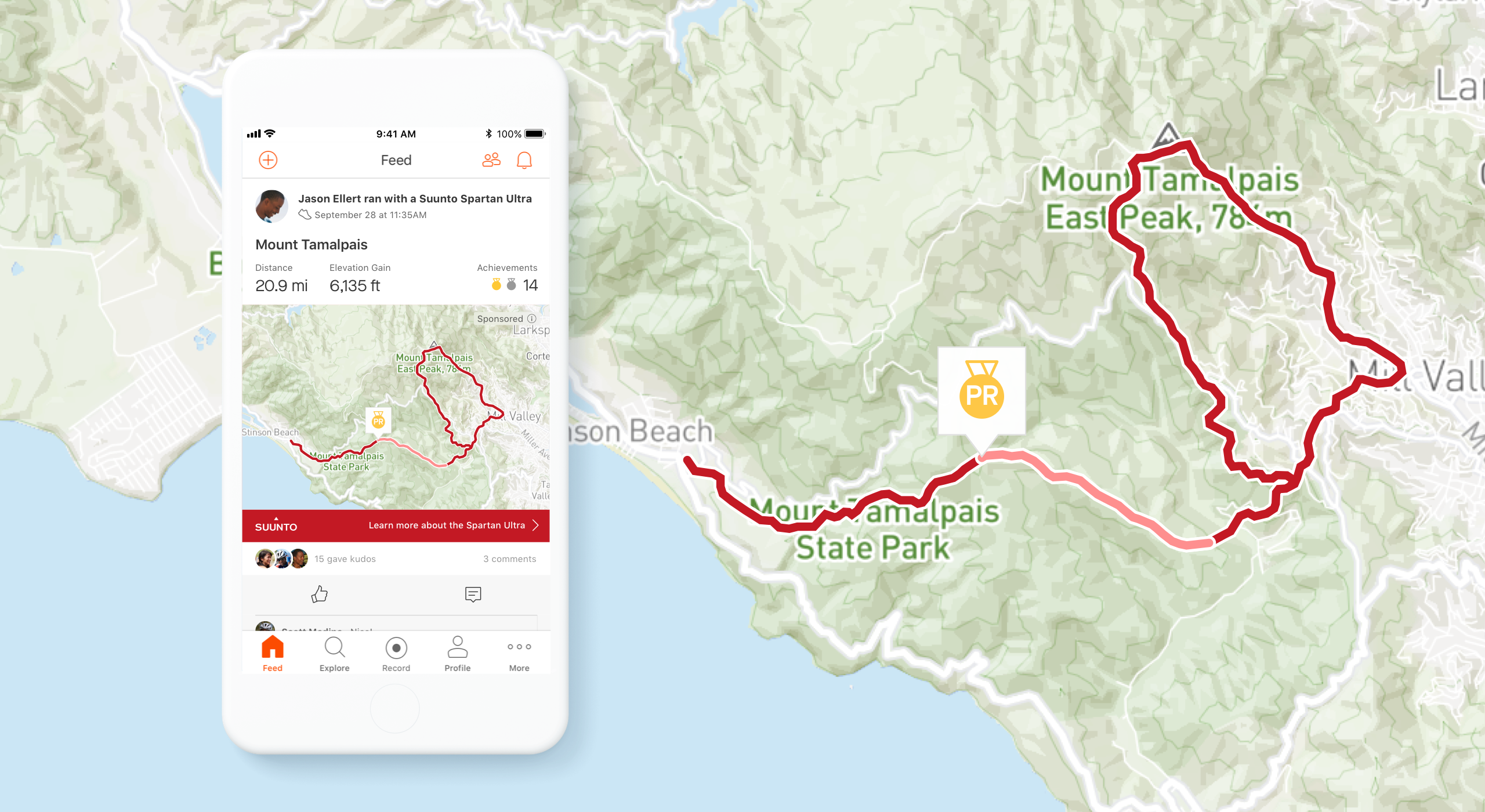 What would a healthy social network look like? Maybe like Strava.