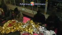 Tunisian migrants rescued off Italian coast