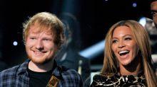 Ed Sheeran Just Revealed A Weird Fact About Beyoncé