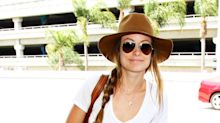 Hat Tip to Olivia Wilde for this Simple Hat Trick