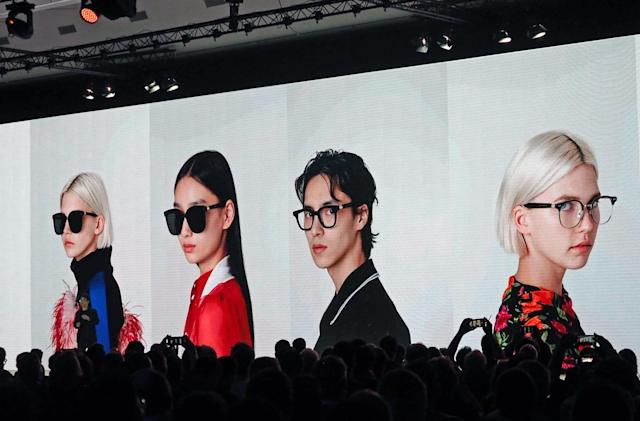 Huawei is working on a series of stylish smart glasses