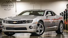 Lead The Field In This 2009 Indy 500 Camaro Pace Car