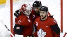 Winter Olympics 2018: Defending champions Canada enter last 8 of men's ice hockey alongside unbeaten Sweden, Czech Republic