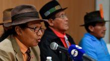 Indígenas panamenhos pedem indenização à Nike por uso de símbolo ancestral