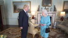 Boris Johnson breaks convention to reveal what the Queen told him at first meeting as PM