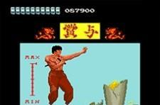 China Warrior is a bad game