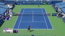 Cincinnati - Serena Williams qualifiée dans la douleur