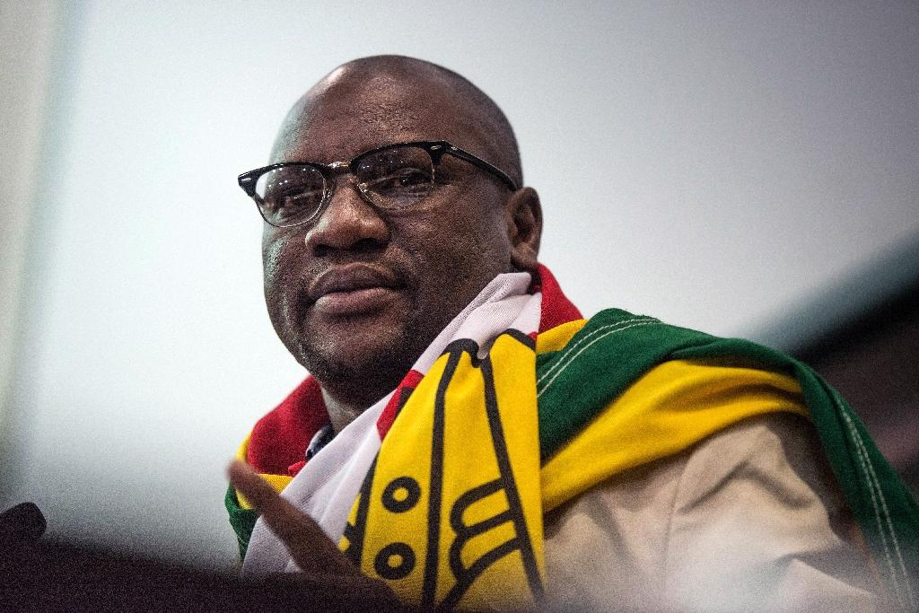 Evan Mawarire who leads a small congregation in Harare, became the face of opposition to Mugabe's rule when he launched a series of protests under the #ThisFlag hashtag