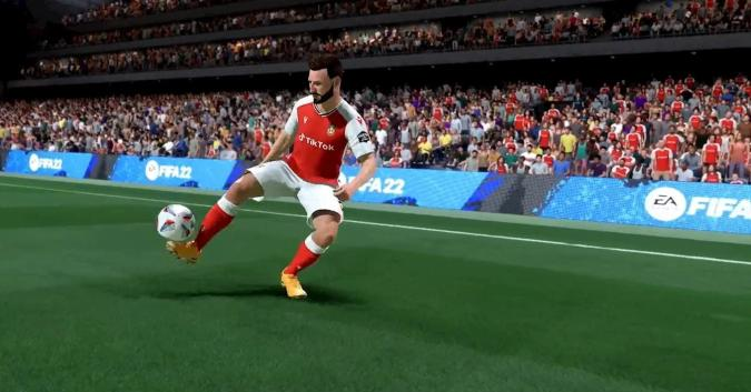 Ryan Reynold's lower-league Wrexham club is coming to FIFA 2022