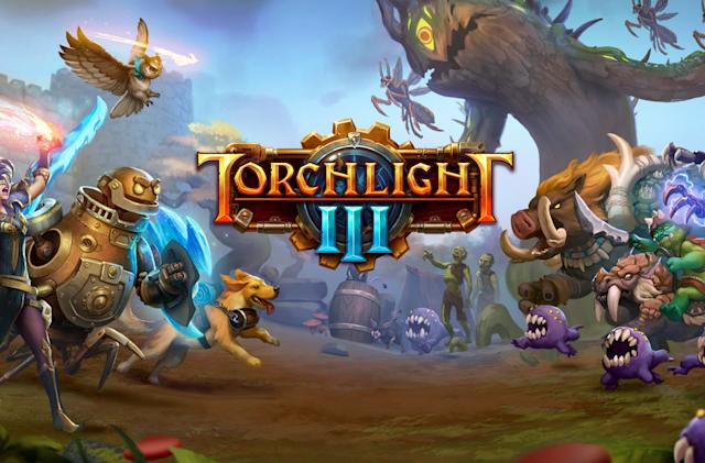 Zynga buys the studio behind 'Torchlight 3'