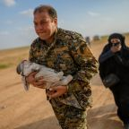 Syria force to pluck more civilians from last IS pocket