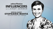 'Influencers with Andy Serwer': Fast Company Editor-in-Chief Stephanie Mehta