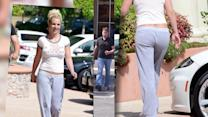 Britney Spears Shows Off Her Curves in a 'The Bigger The Better' Top