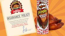 Gobble Gobble! Pringles® Brings Failsafe Roasted Turkey To Dinner Tables Nationwide