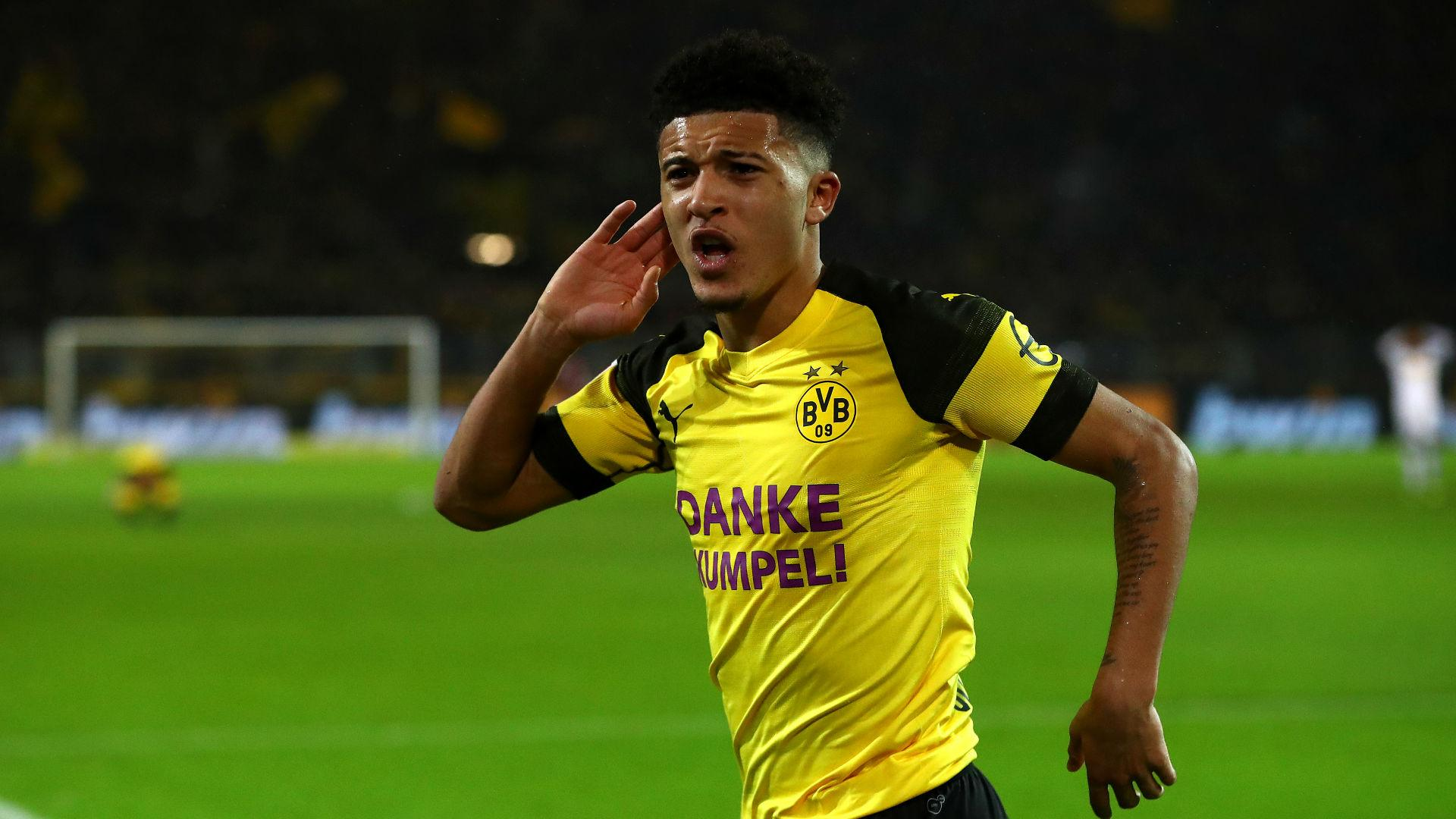 Sancho an inspiration for young England players