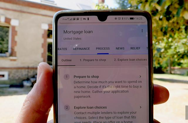 Google's latest search feature helps you buy a house