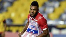 Miguel Borja estaría en la lista del Besiktas para reforzar la delantera