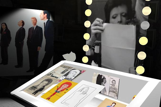 Sony Music Entertainment (Japan)/David Bowie Archive