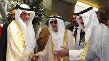 State television: Kuwaiti ruler Sheikh Sabah has died at 91