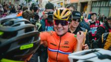 Blaak turns Olympic disappointment into world cycling triumph