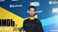 Riz Ahmed Receives the IMDb STARmeter Award in Toronto