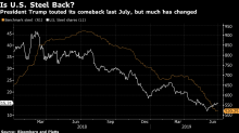 The Trump Tariff Twist That Has Cost U.S. Steel $5.6 Billion