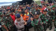 Indonesia agency revises up number missing in Sumatra ferry sinking to 180