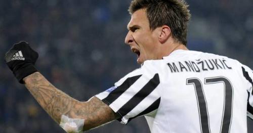 Foot - L1 - OM - Marseille : Patrice Evra a approché Mario Mandzukic !