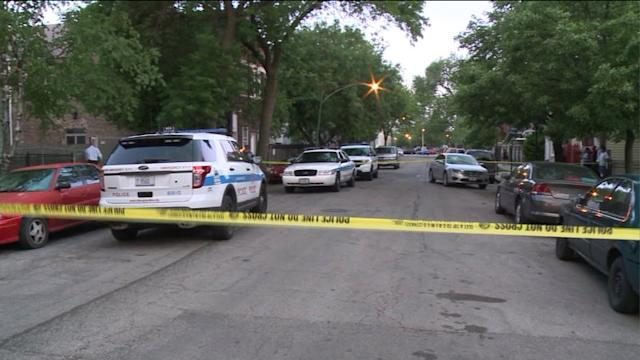 Boy, 16, gunned down on South Side