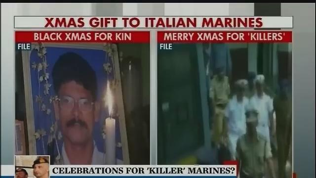 Kerala HC allows Marines to go to Italy for Christmas