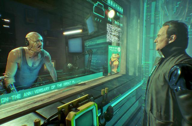 Hack into a world of cyberpunk horror next month in 'Observer'