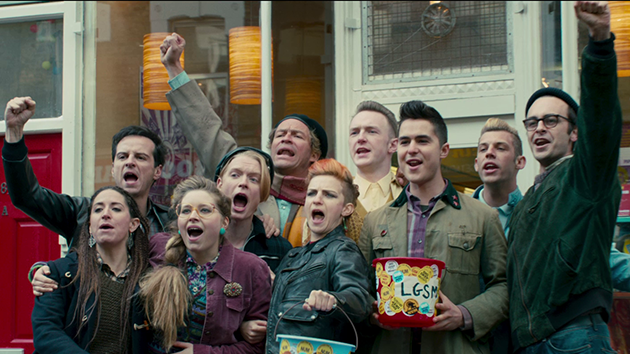 Pride - Exclusive First Trailer