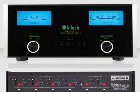 McIntosh powers up its MPC1500 conditioner