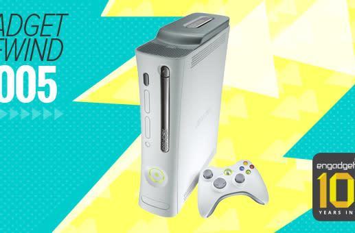 Gadget Rewind 2005: Xbox 360