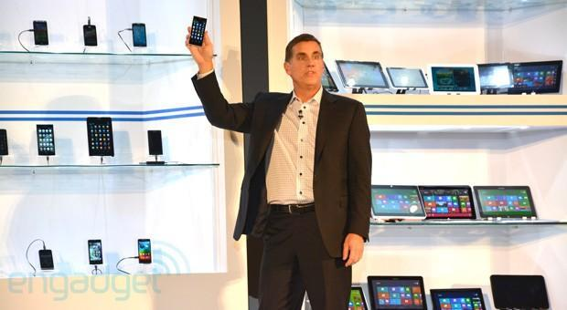 Intel VP: 'Lack of LTE' hampers our approach to the US smartphone market