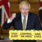 UK unveils test and trace plan; Johnson refuses aide inquiry