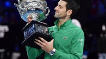 Djokovic gives cash for Serbia virus fight