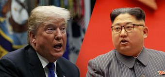Trump, S. Korea bullish on Kim summit talks