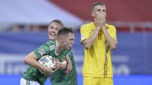 Bailey Peacock-Farrell helps spare Northern Ireland from defeat in Romania