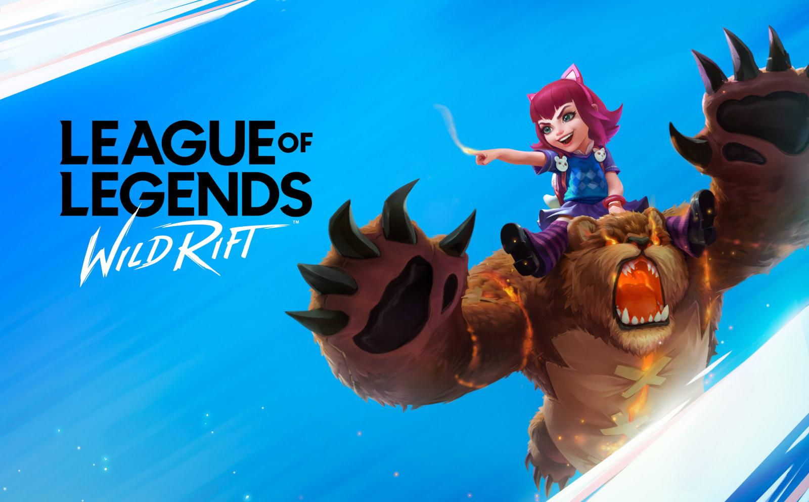 League Of Legends Wild Rift Will Land On Mobile And Consoles In 2020 Engadget