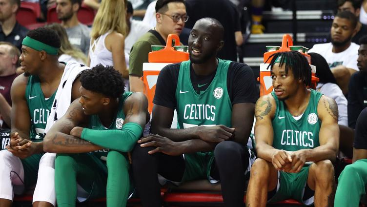 Can Tacko Fall make the Celtics' final roster?