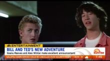 Bill and Ted's new adventure