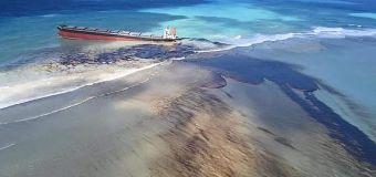 Mauritius: emergenza ambientale. Il maltempo complica gli interventi contro la marea nera