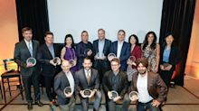 Seeing into the C-Suite: Honorees talk inspiration, motivation