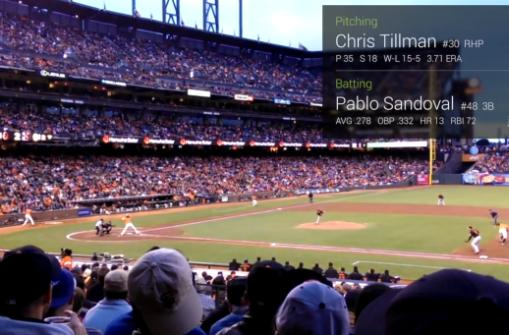 Google Glass app Blue puts real-time baseball info in your eye (video)