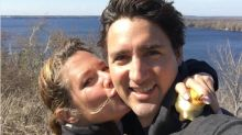 It's Justin and Sophie Trudeau's anniversary, so here are some adorable pictures of them together