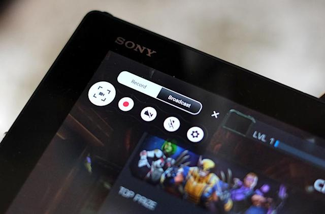 Twitch game streaming comes to Sony's smartphones