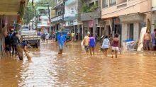 Brésil: Six personnes décèdent après des pluies diluviennes